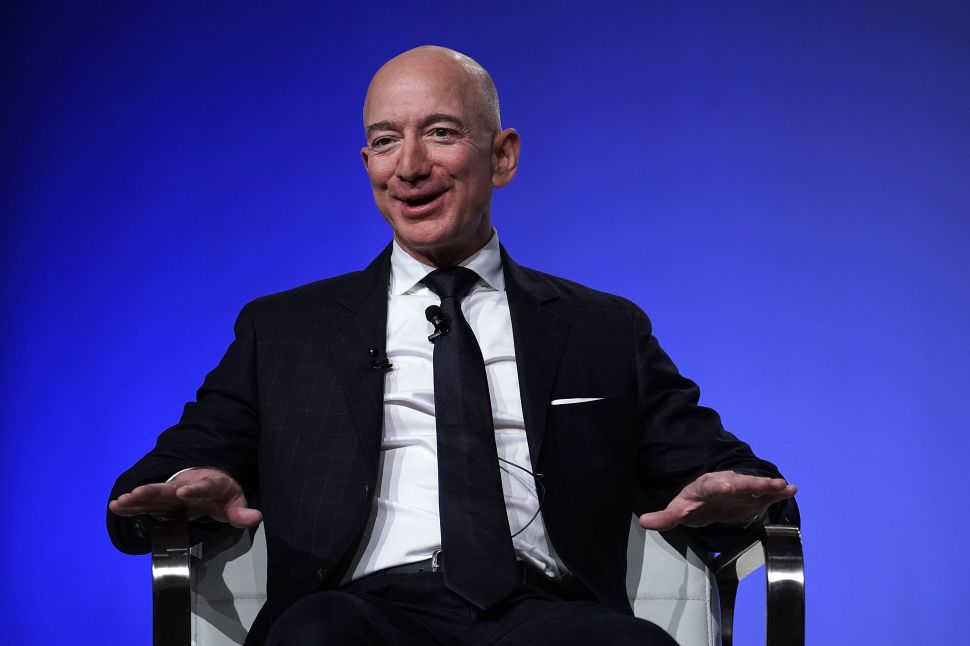 Jeff Bezos Paid David Geffen a Record $165 Million for the Beverly Hills Warner Estate