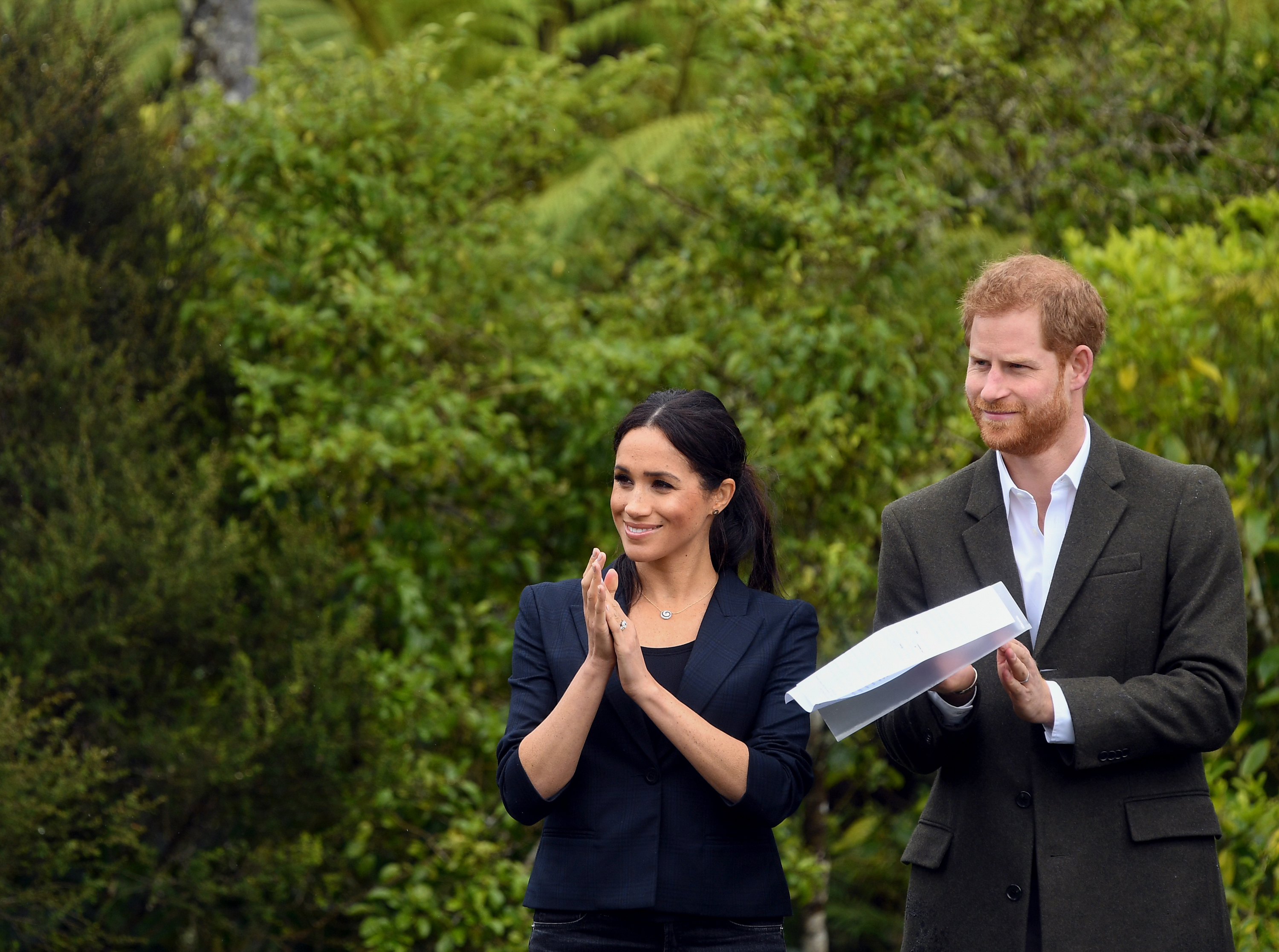 Prince Harry and Meghan Are Making Big Plans for the Future
