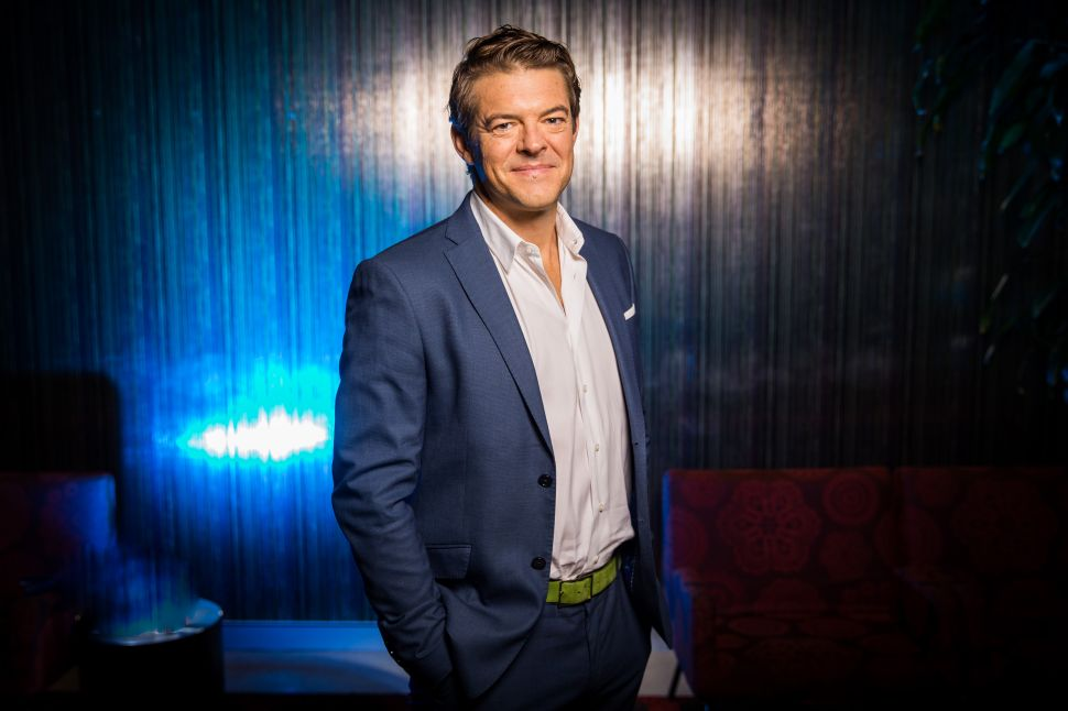 "Why Mega-Producer Jason Blum Has ""No Desire to Make a $100 Million-Dollar Movies"""