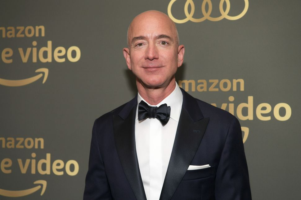Jeff Bezos Can't Remember His Great Diaper Chase In Congressional Testimony