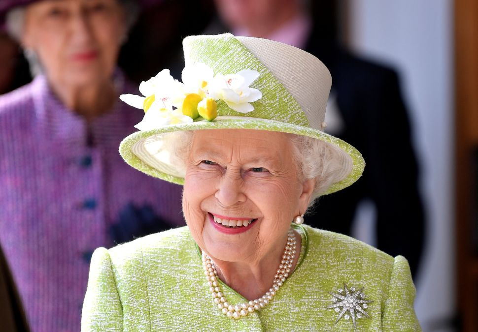 Queen Elizabeth Is Hiring a Planner for the $479 Million Buckingham Palace Renovation