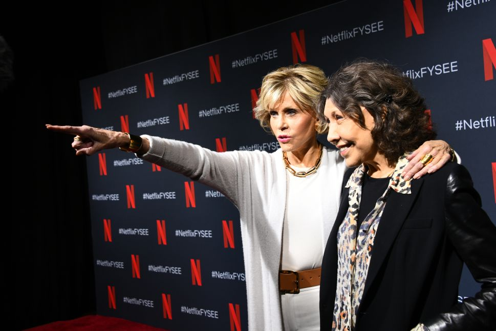 The Unsinkable Bond of Jane Fonda and Lily Tomlin in 'Grace and Frankie'