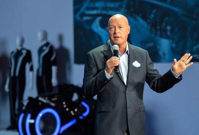 bob chapek disneys next ceo announced