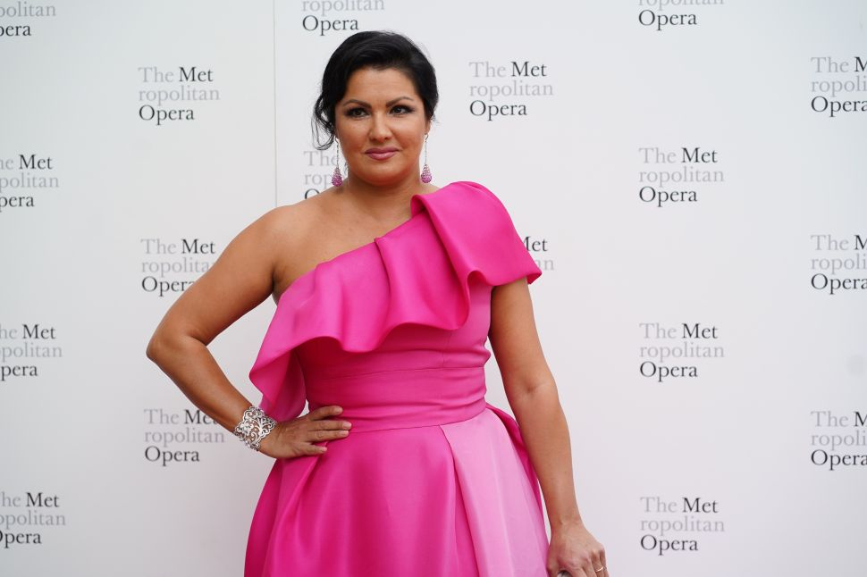 The Met Casts Anna Netrebko as 'Aida' Despite Her Past Controversy in the Role