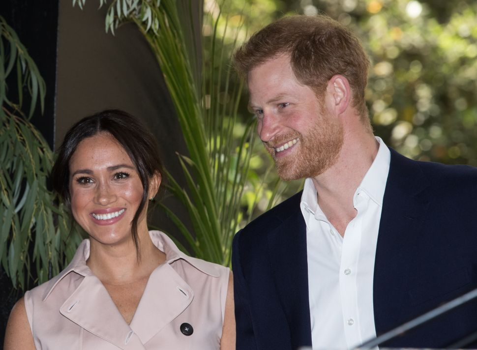 Meghan and Harry Are Taking Leave After Their Baby Arrives to Enjoy Time as a Family