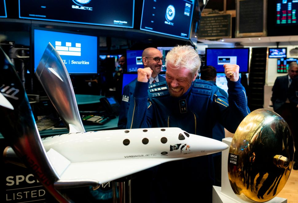 Space Tourism Oddity: How Virgin Galactic Stock Surged 500% in Two Months