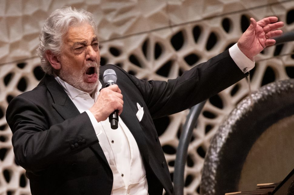 Plácido Domingo Apologizes as New Sexual Harassment Allegations Emerge