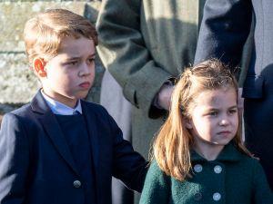 prince george princess charlotte school coronavirus