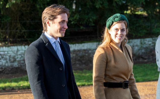 Princess Beatrice S Wedding Reception Will Be At Buckingham Palace