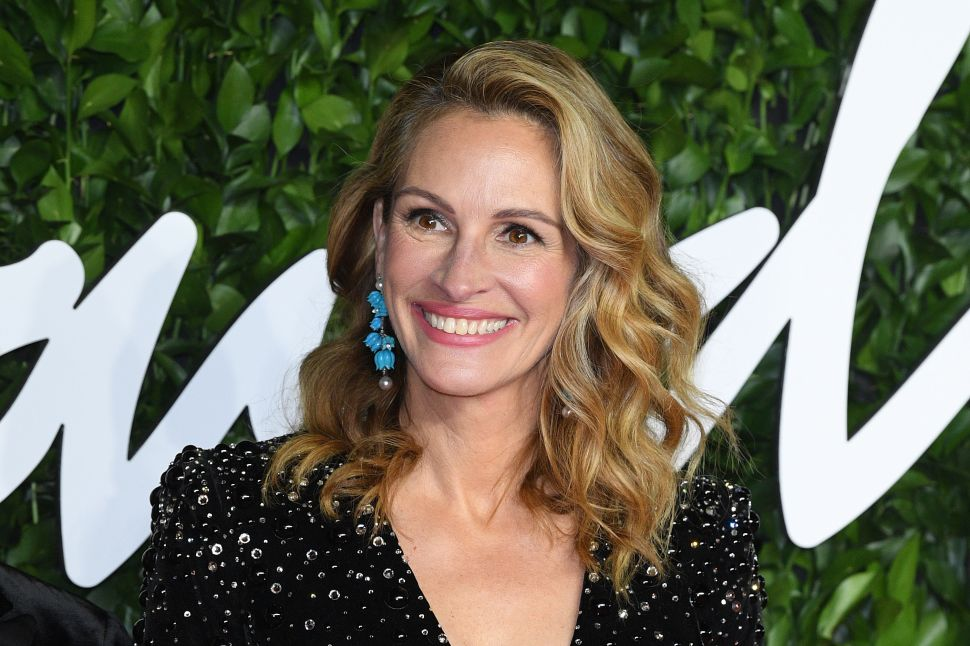Julia Roberts Paid $8.3 Million for a Victorian Home in San Francisco