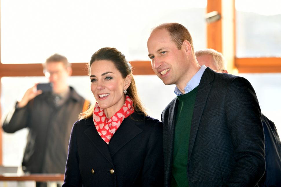 Prince William and Kate Introduced Their Kids to a New Farm Activity in Norfolk