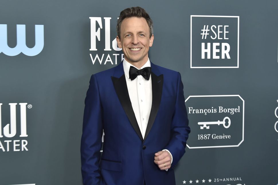 Seth Meyers Will Reveal What You Should Be Reading as Host of the PEN America Literary Awards