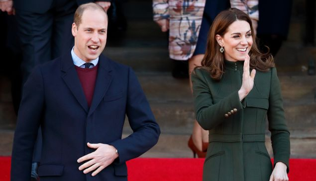 prince william kate middleton royal tours