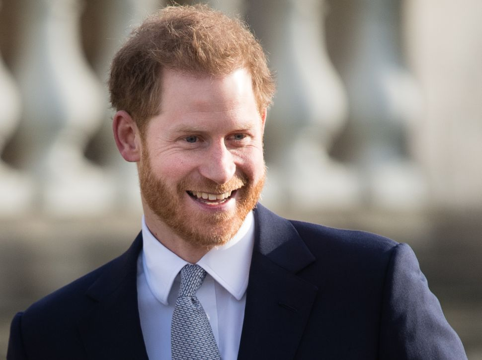 Prince Harry Is Back in the U.K. for His Final Royal Engagements