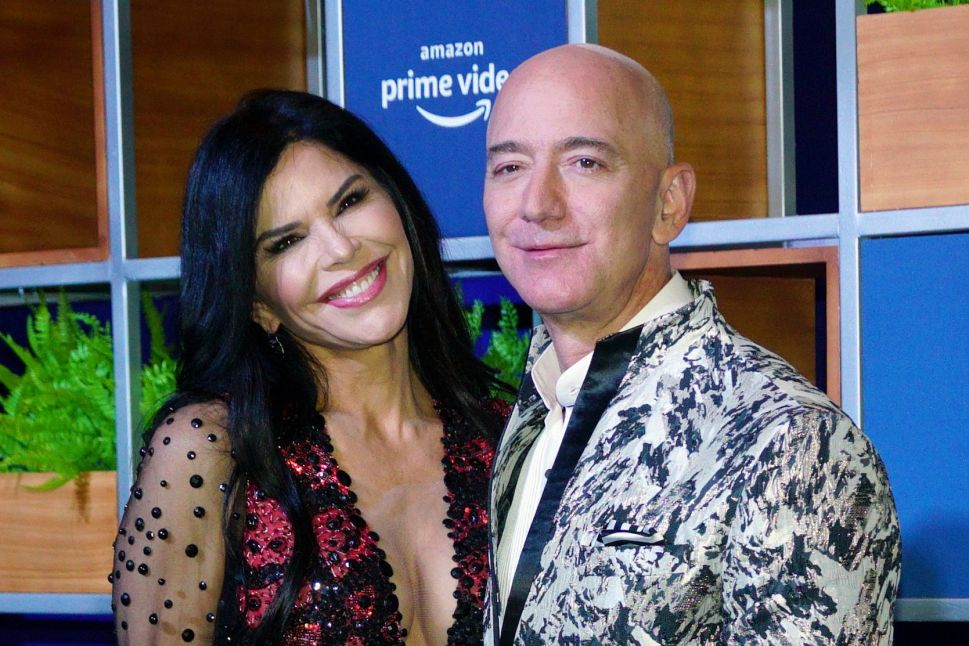 Jeff Bezos Sued By Girlfriend Lauren Sanchez's Brother Over Sext Scandal
