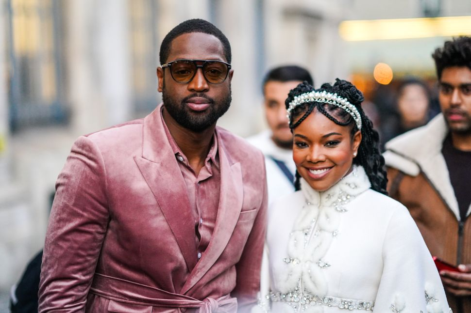 Dwyane Wade and Gabrielle Union Paid $20 Million for a Palatial Hidden Hills Mansion