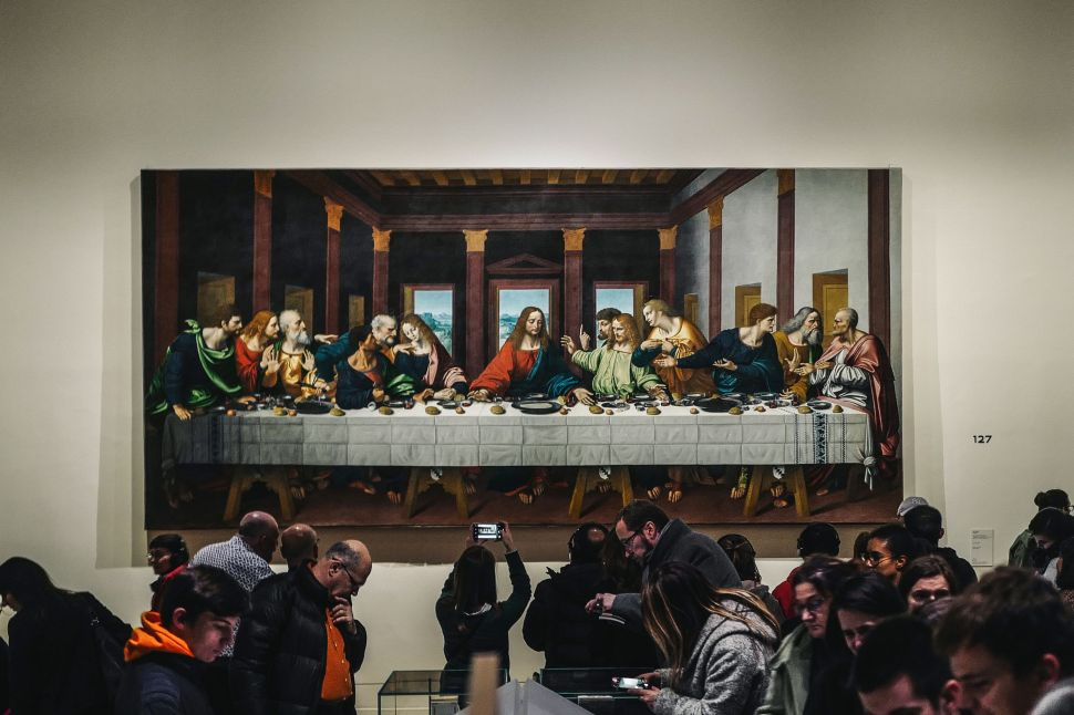 Louvre Opened All Night Long for da Vinci Show's Last Days—Some Still Couldn't Get In
