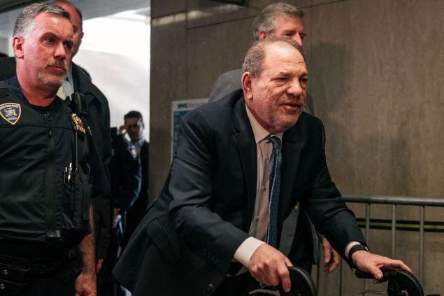 Harvey Weinstein Verdict TImeline