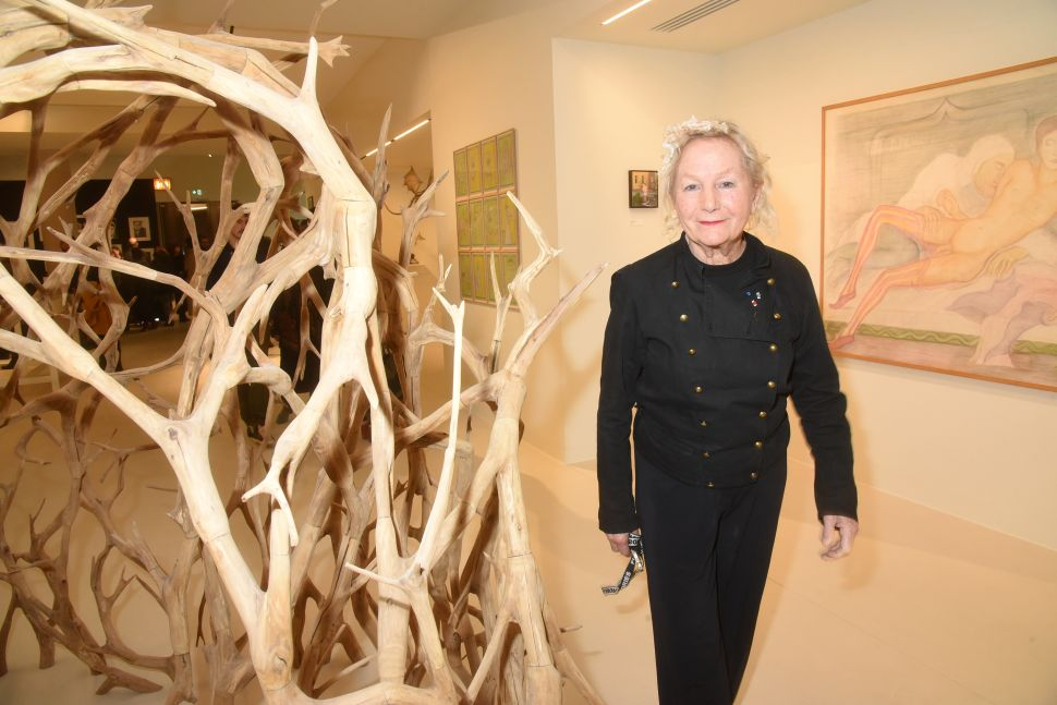 Agnes B., an Icon of French Style, Has Opened a Private Art Museum