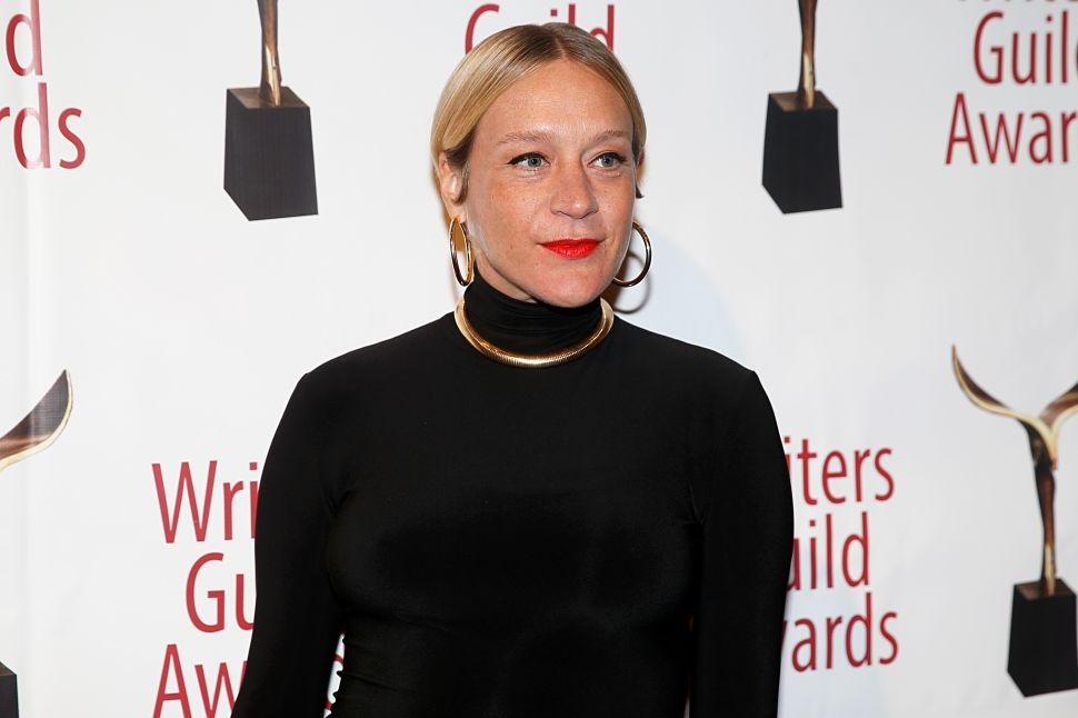 Pregnant Chloë Sevigny Pops Up to Promote Rita Ackermann Exhibition