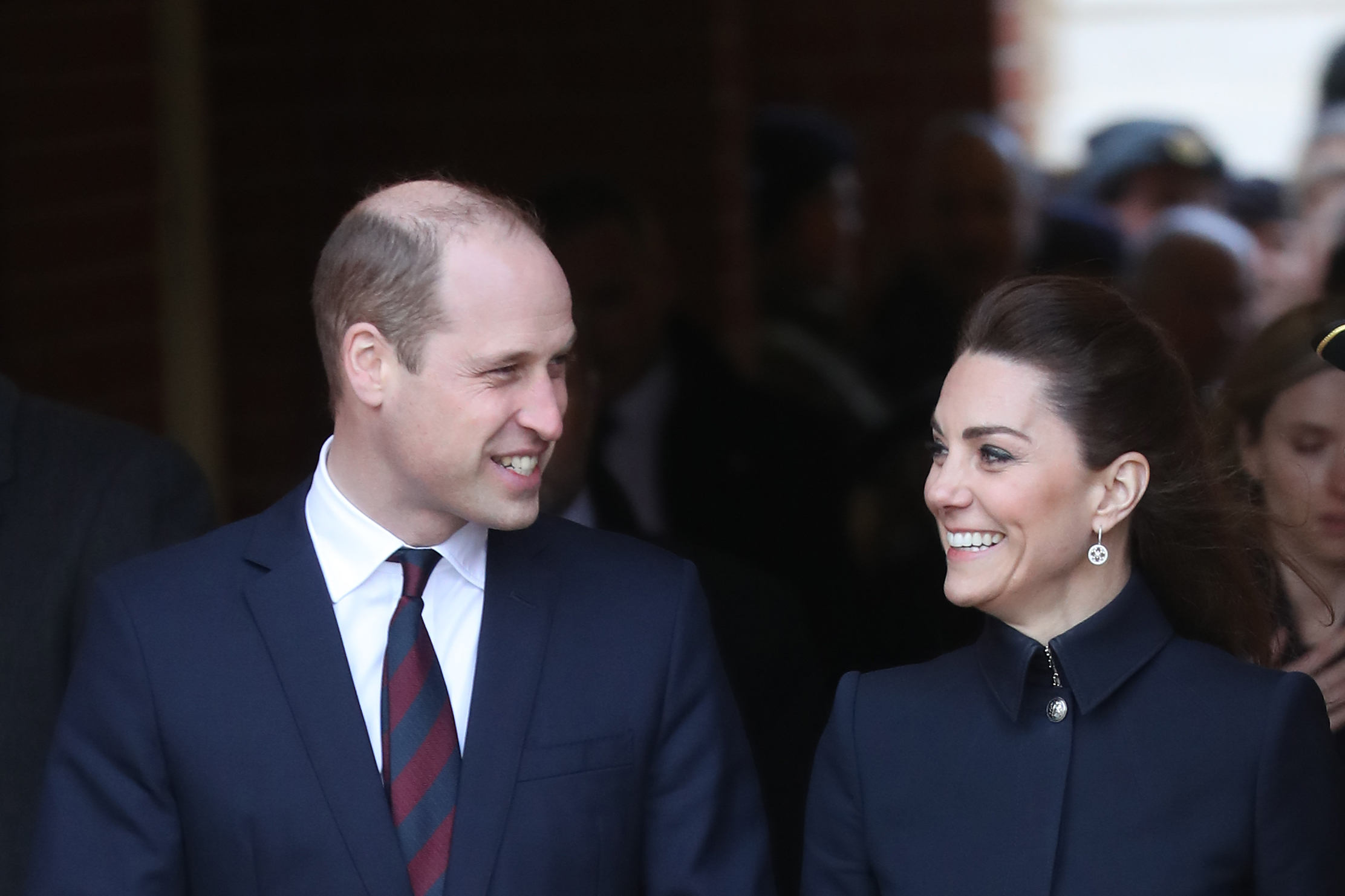Prince William and Kate Are Taking a Break From Royal Duties This Week for Their Kids