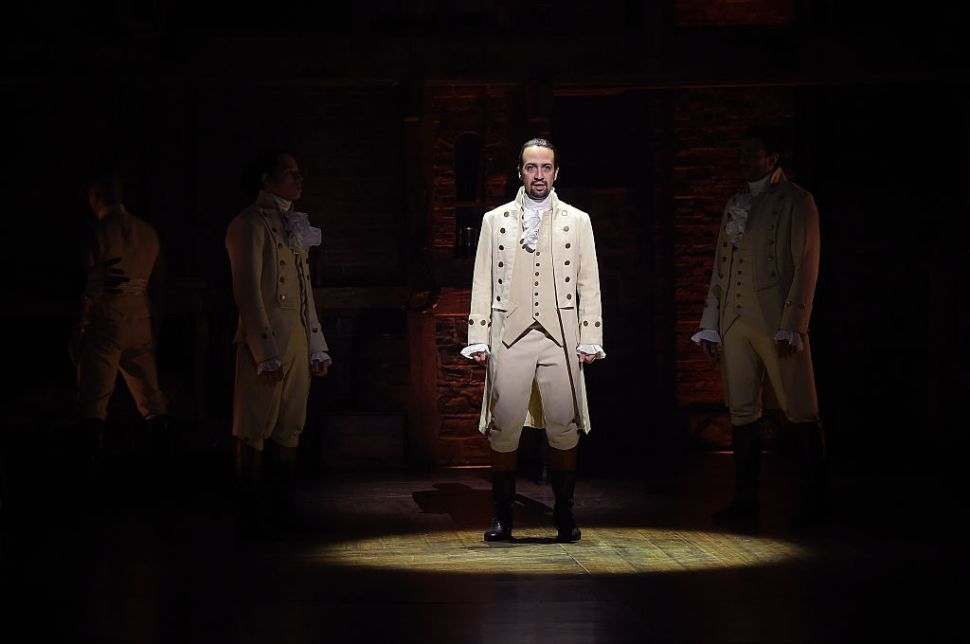 Disney's $75M 'Hamilton' Acquisition Is About a Lot More Than One Movie