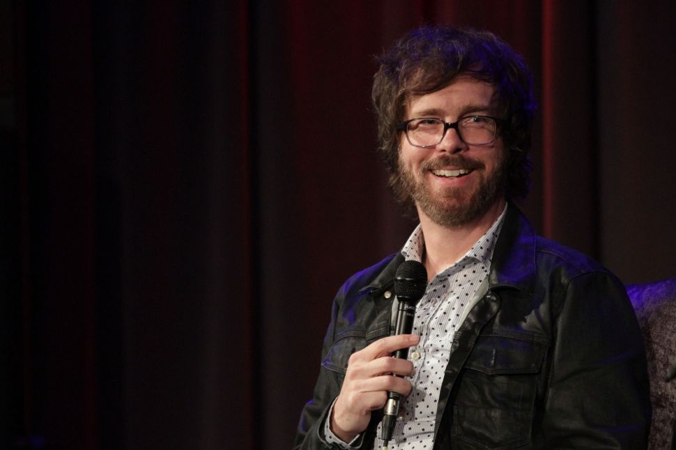 Ben Folds Is Trying to Get All the Candidates on the Record About Arts Funding