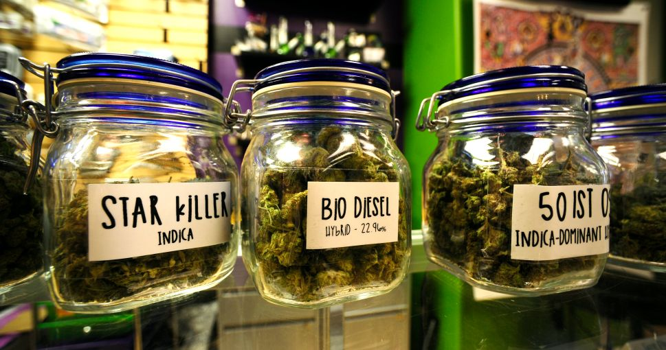 Why Isn't Marijuana Legalization Doing Any Good for People of Color?