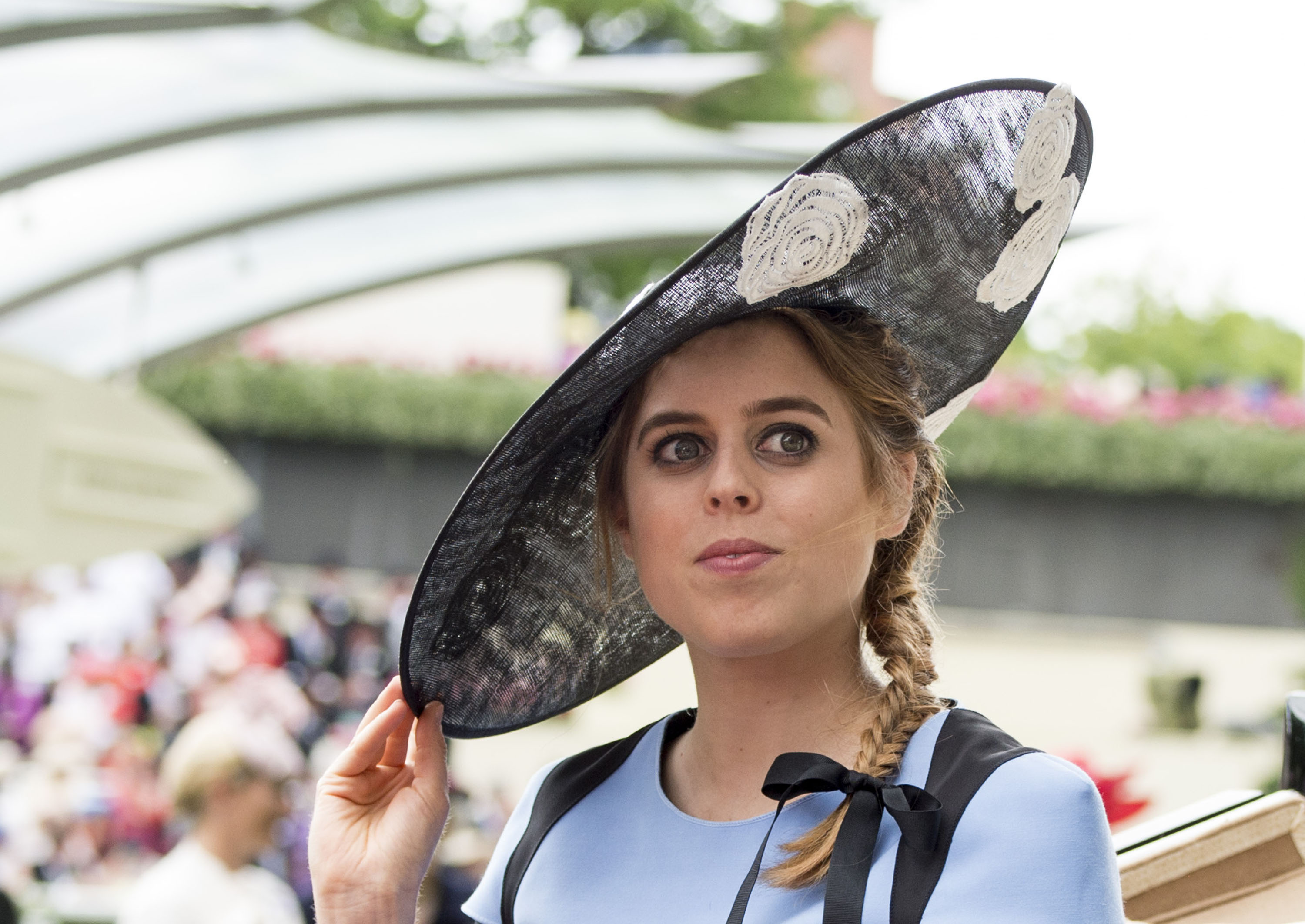 Princess Beatrice's Private Wedding Celebration Will Include a Regal Garden Tent