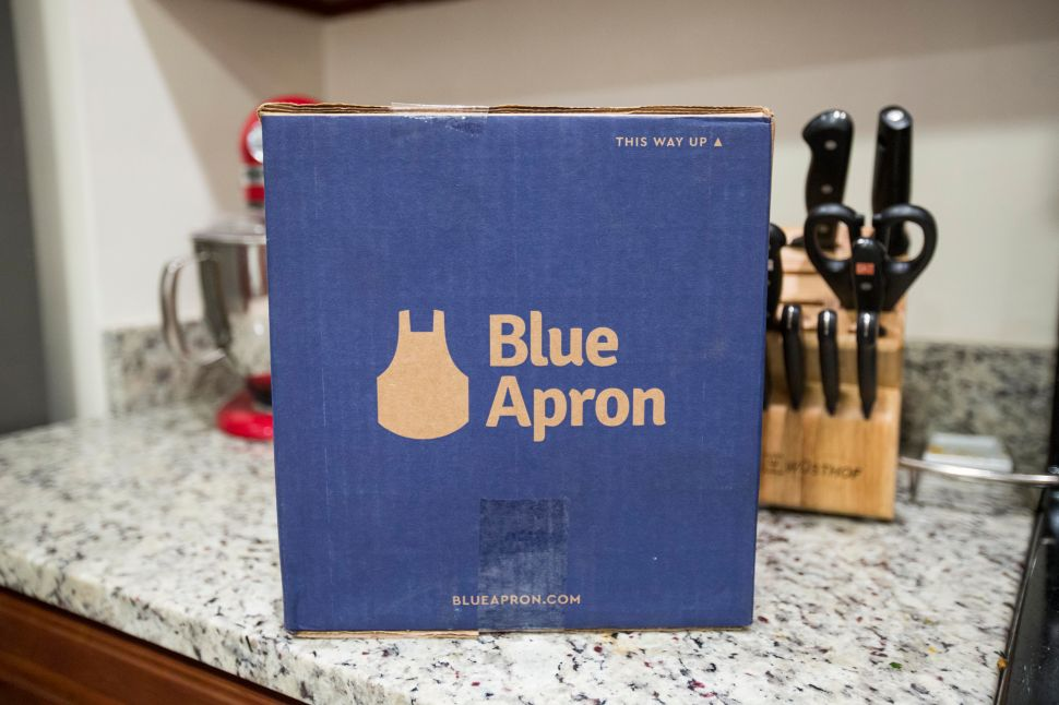 How Blue Apron Became a Massive $2 Billion Disaster