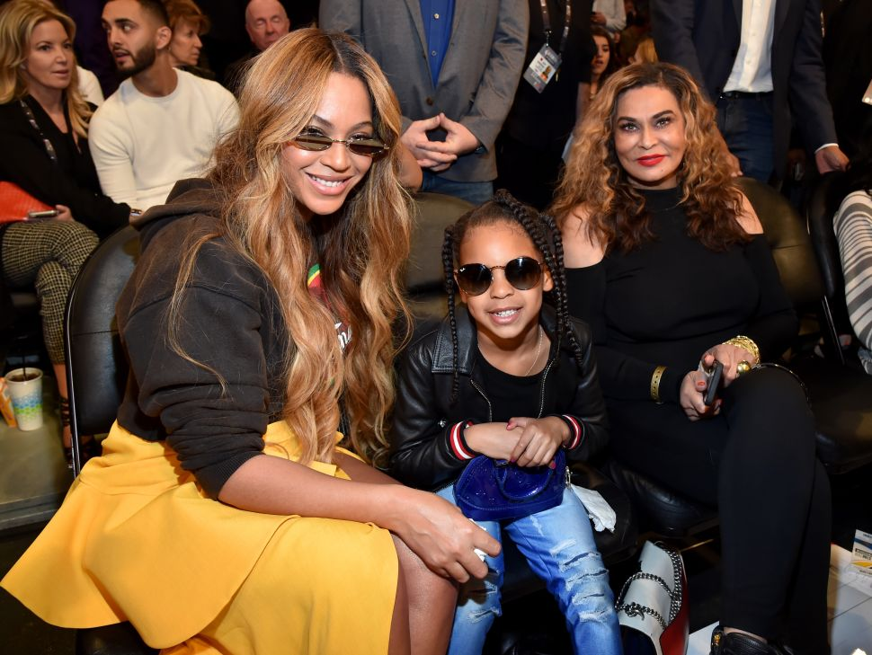 Beyoncé's Next Project Will Draw From Her Mom's World-Class Art Collection