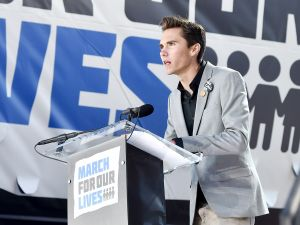 David Hogg March for Our Lives