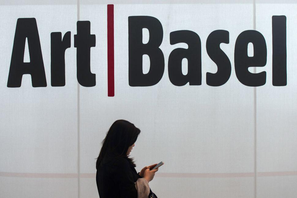 Art Basel Hong Kong Has Been Canceled Amid Coronavirus Fears
