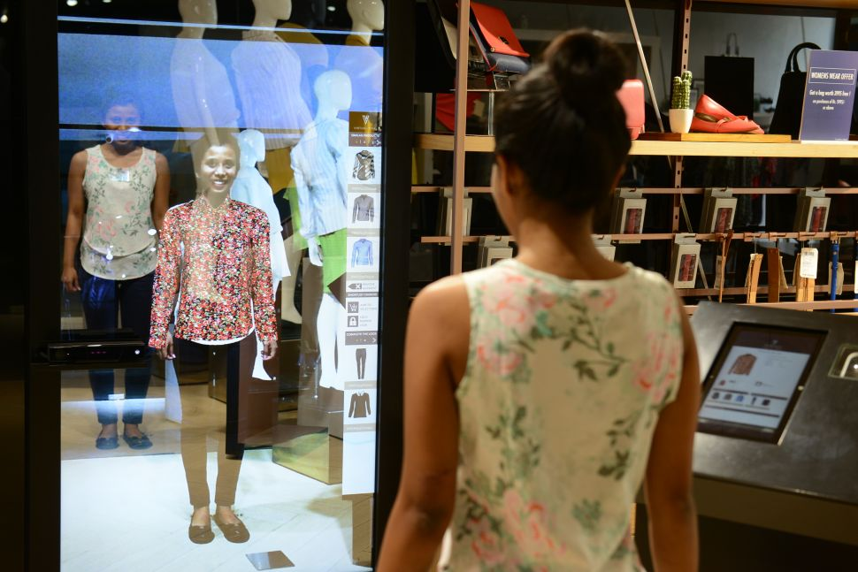 Augmented Reality Is Changing How You Update Your Wardrobe | Observer