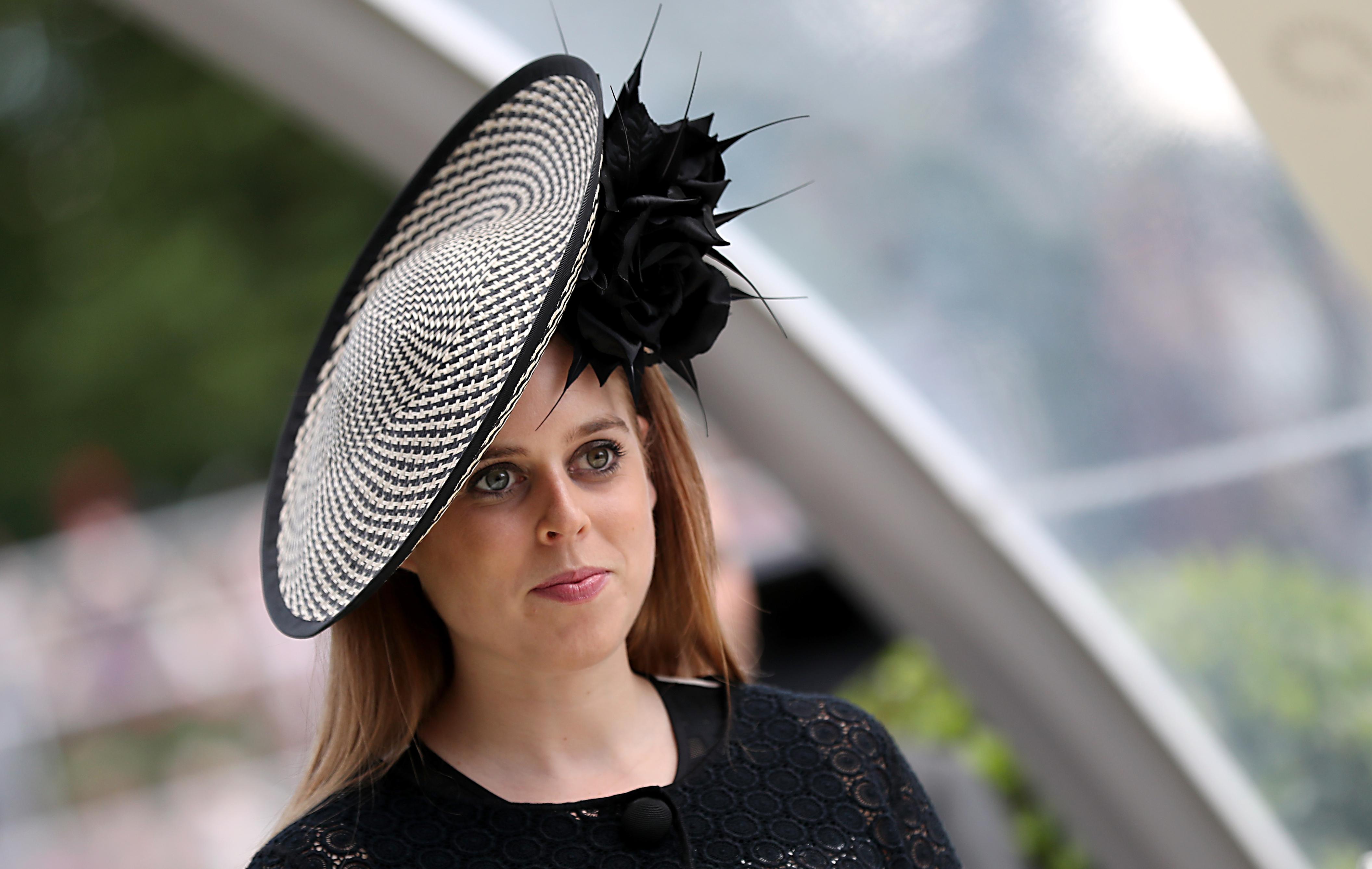 Princess Beatrice's Royal Wedding at Buckingham Palace ...