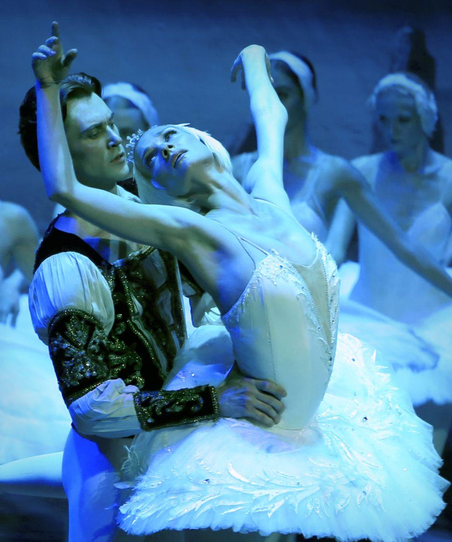 World Renowned for Her 'Swan Lake,' Irina Kolesnikova Finally Makes Her US Debut