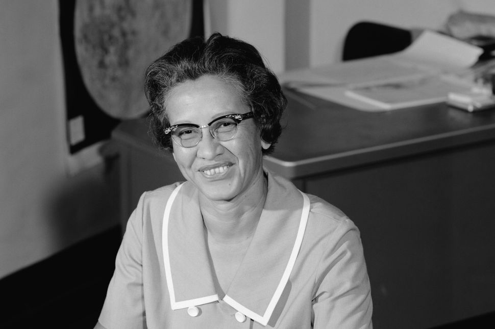 Katherine Johnson, NASA Scientist Portrayed in 'Hidden Figures,' Dies at 101