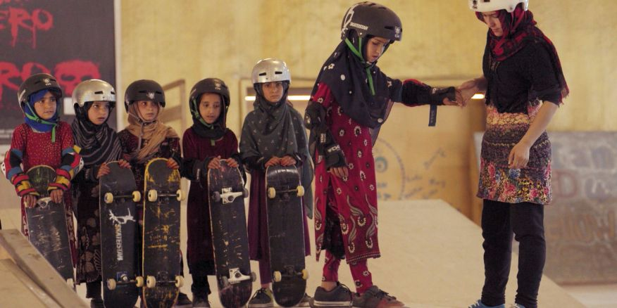 Image result for Learning To Skateboard In A Warzone (If You're A Girl) oscar
