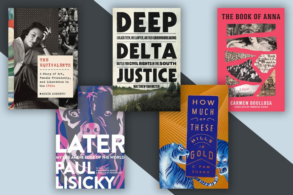 From Escapist Fiction to Provocative Memoirs, Spring's Best Books Have You Covered