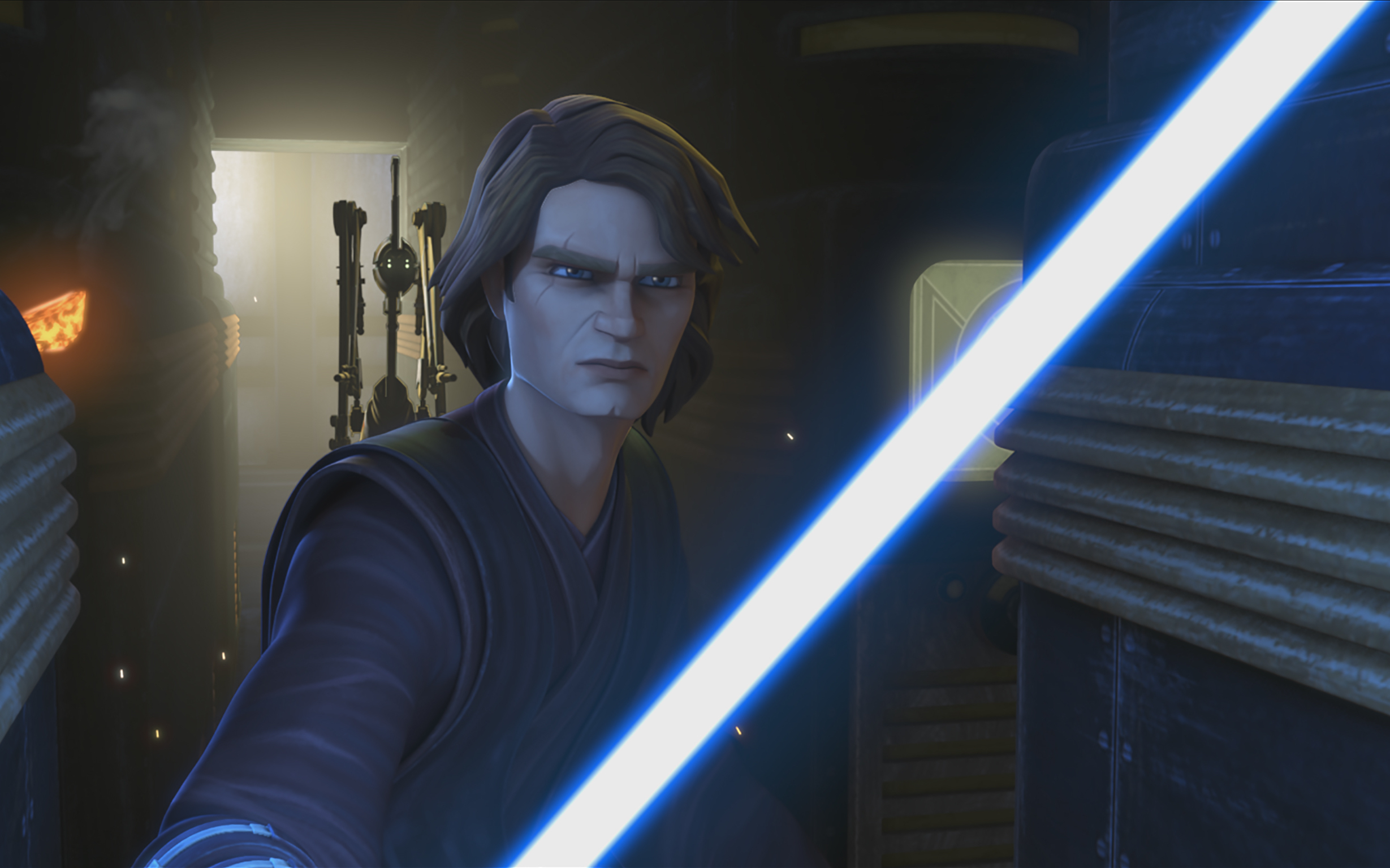Star Wars The Clone Wars Shows Us The Future Of Lucasfilm Observer