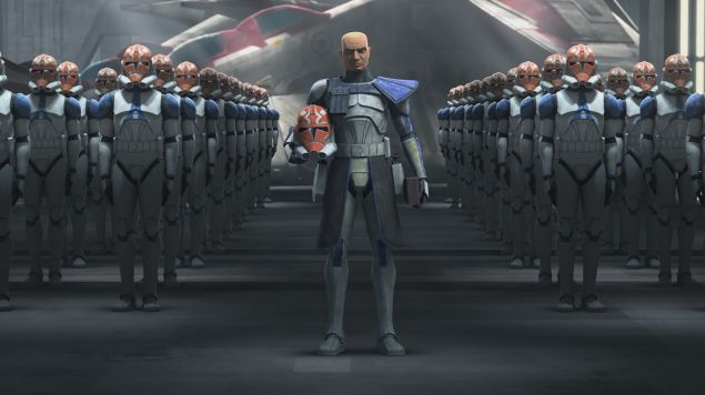 Star Wars: The Clone Wars Season 7 Preview