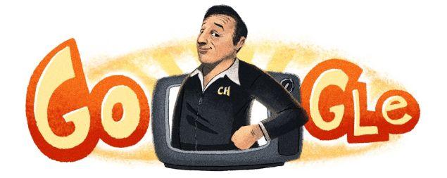 Robert Gomez Bolaños google doodle
