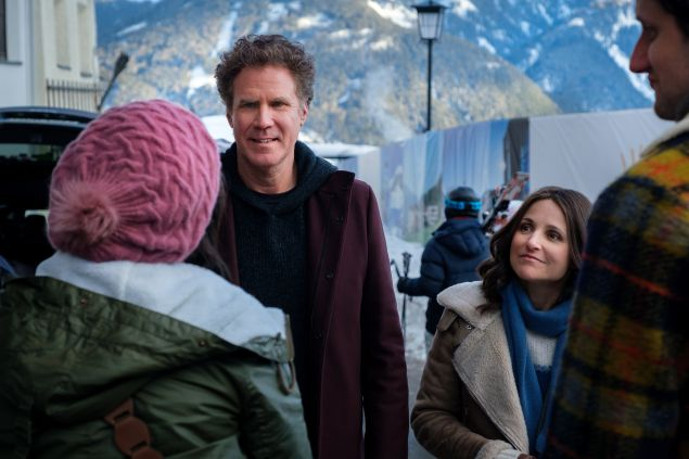 downhill will ferrell julia louis-dreyfus