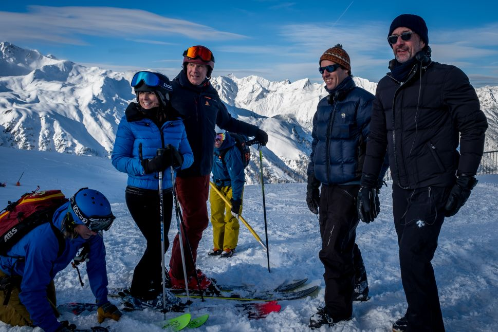 Inside Ski Comedy 'Downhill' With the Stars, Writers and Directors
