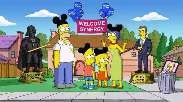 the simpsons disney plus