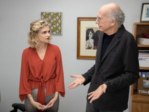 megan ferguson larry david hbo curb your enthusiasm