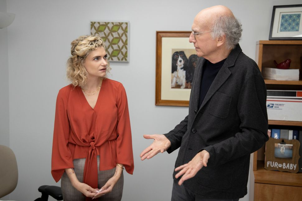 Larry David's 'Curb Your Enthusiasm' Lumbers Clumsily Into #MeToo
