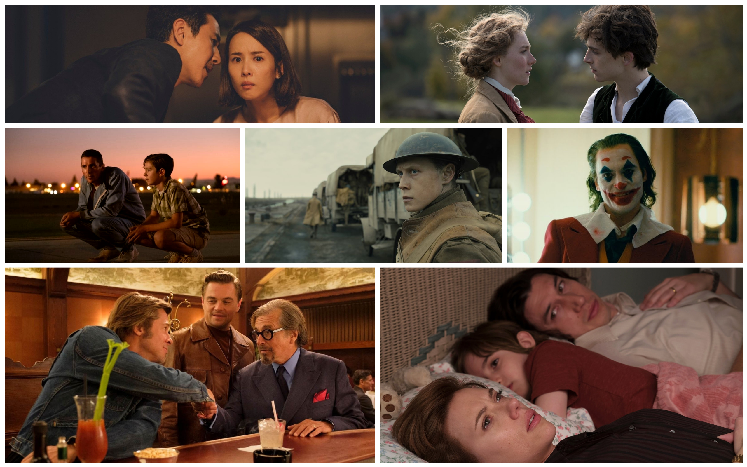 What an Oscar Win Means for Each of This Year's 9 Best Picture Nominees
