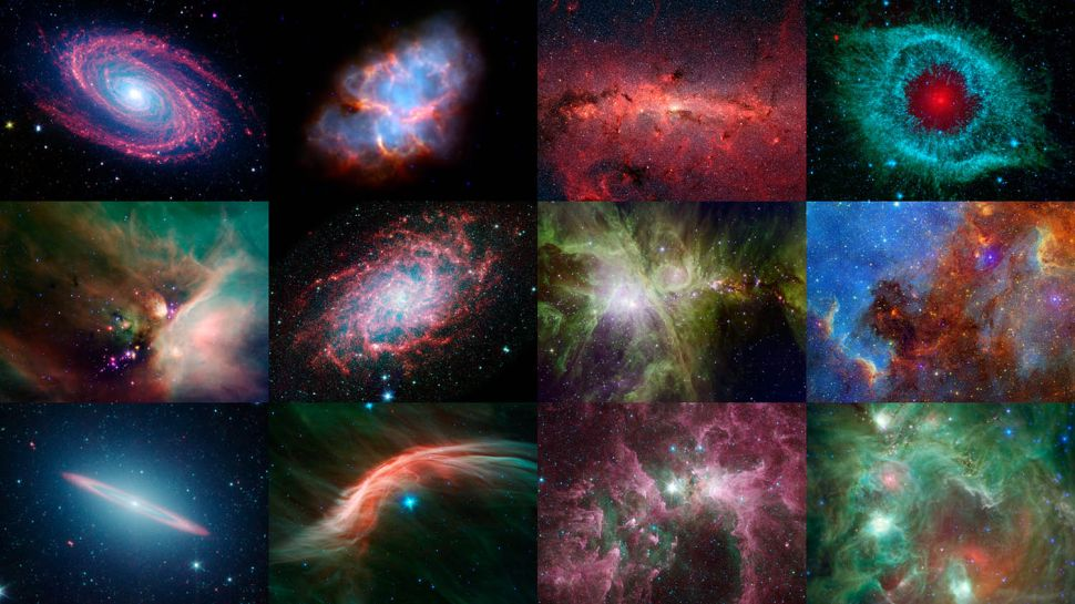 Goodbye Spitzer Space Telescope, Thanks for All the Photos
