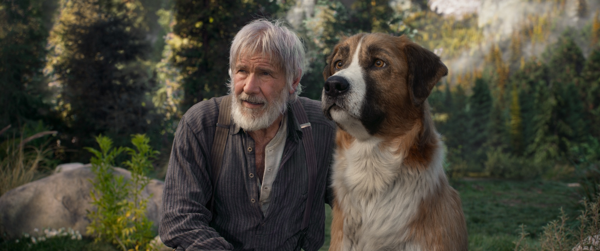 The CGI Dog Is Lovable Forever in 'The Call of the Wild'